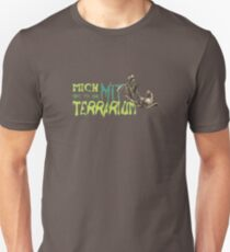i am only available with terrarium Unisex T-Shirt