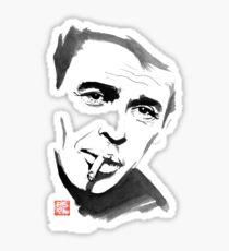 Jacques Brel Sticker