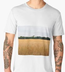 Fields of Gold Men's Premium T-Shirt