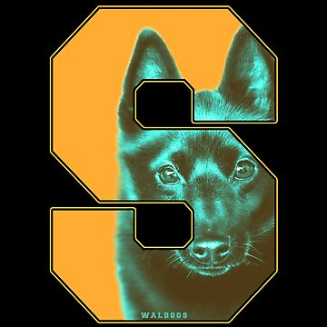 Retro Schipperke by waldogs