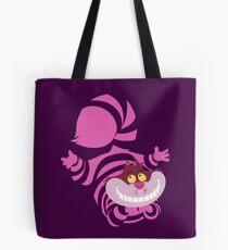De-Su Art - Cheshire the cat Tote Bag