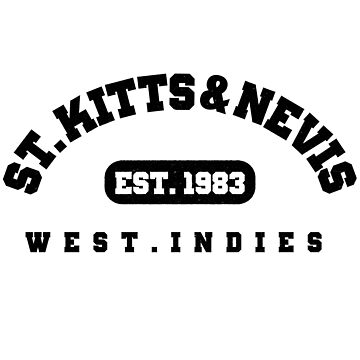 St Kitts and Nevis by identiti
