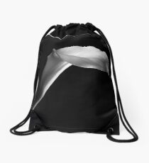 Cala Lily Drawstring Bag