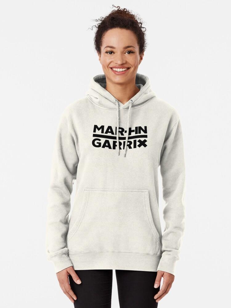 Alternate view of Martin Garrix  Pullover Hoodie
