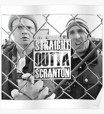 Lazy Scranton - The Electric City Poster