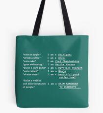 * isst Apfel * Tote Bag