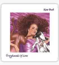Greyhounds Of Love Sticker