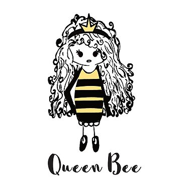 Queen Bee by sassybeedesigns