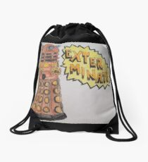 Dalek Drawstring Bag