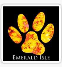 Salty Paw Emerald Isle Sticker