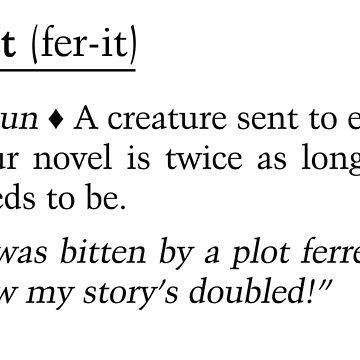The Plot Ferret by nottsnano