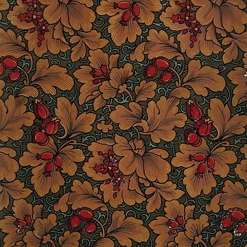 Victorian Floral  by EdgarCurious