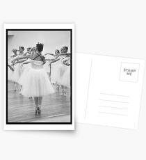 Dress Rehearsal III Postkarten