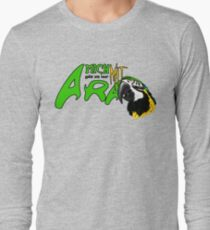 i am available only with ara Long Sleeve T-Shirt