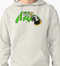 i am available only with ara Pullover Hoodie