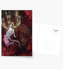 Rapunzel Postcards