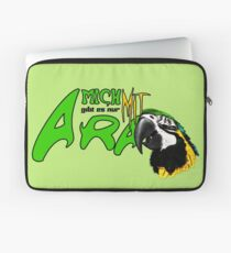 i am available only with ara Laptop Sleeve