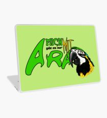i am available only with ara Laptop Skin