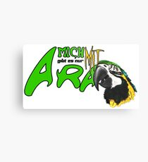 i am available only with ara Metal Print