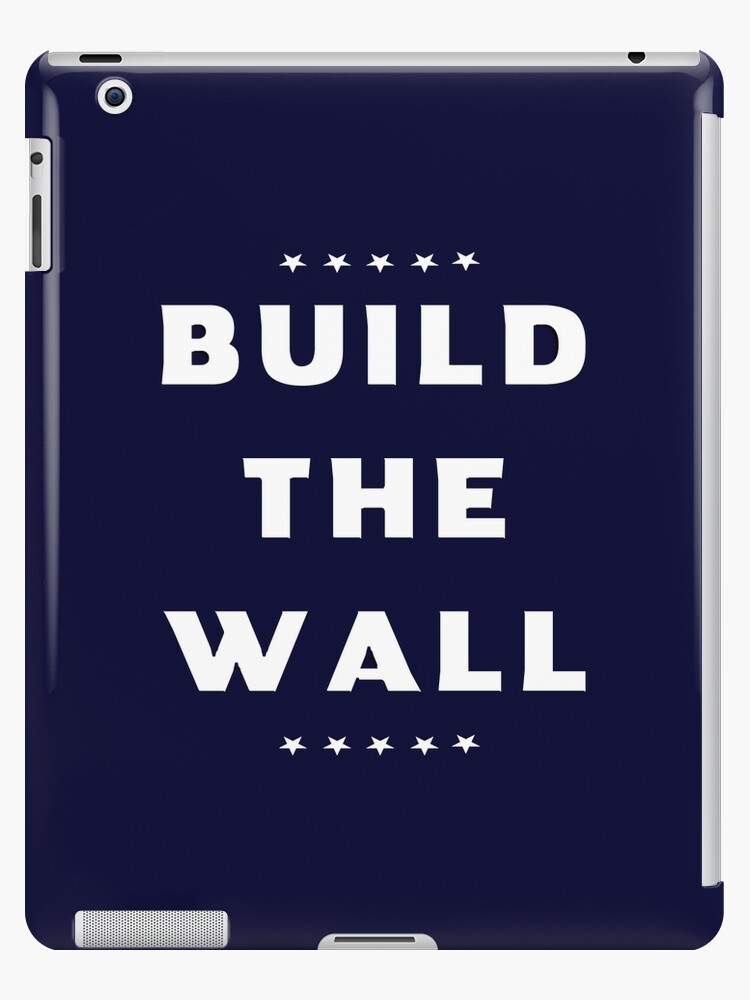 Build the WALL in Blue!!! by MGR Productions Nikki