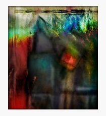 Substratum Photographic Print