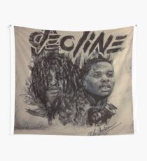 LIL DURK AND CHIEF KEEF Wall Tapestry