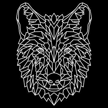 Wolf Geometric as Geometric by FrediWicht