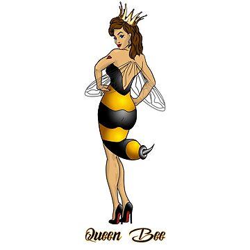 The Queen Bee... Herself! by AmandaMLucas
