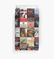 Stephen King Novels Duvet Cover