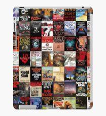 Stephen King Novels iPad Case/Skin