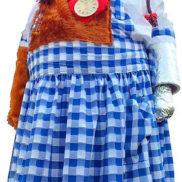 Robins Costume by jonathong007