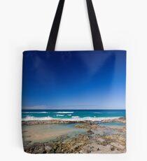 Champagne Pools, Fraser Island Tote Bag