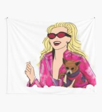 legally blonde - Elle Woods ?  Wall Tapestry