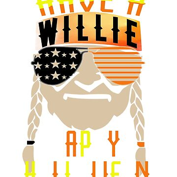 Have a Willie Happy Halloween, Funny Country Shirt by JbandFKllc