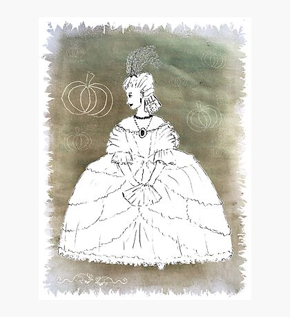 Cinders for the Wall Photographic Print