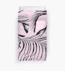 Leaves From Another World Duvet Cover