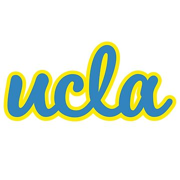 ucla by 3bagsfull