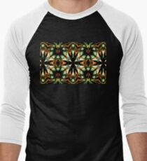 The Hidden Jungle Men's Baseball ¾ T-Shirt