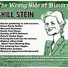 Shill Stein by marlowinc