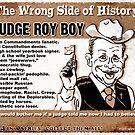 Judge Roy Boy by marlowinc