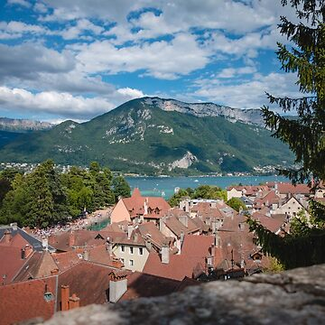 Annecy Sunshine  by k8andco