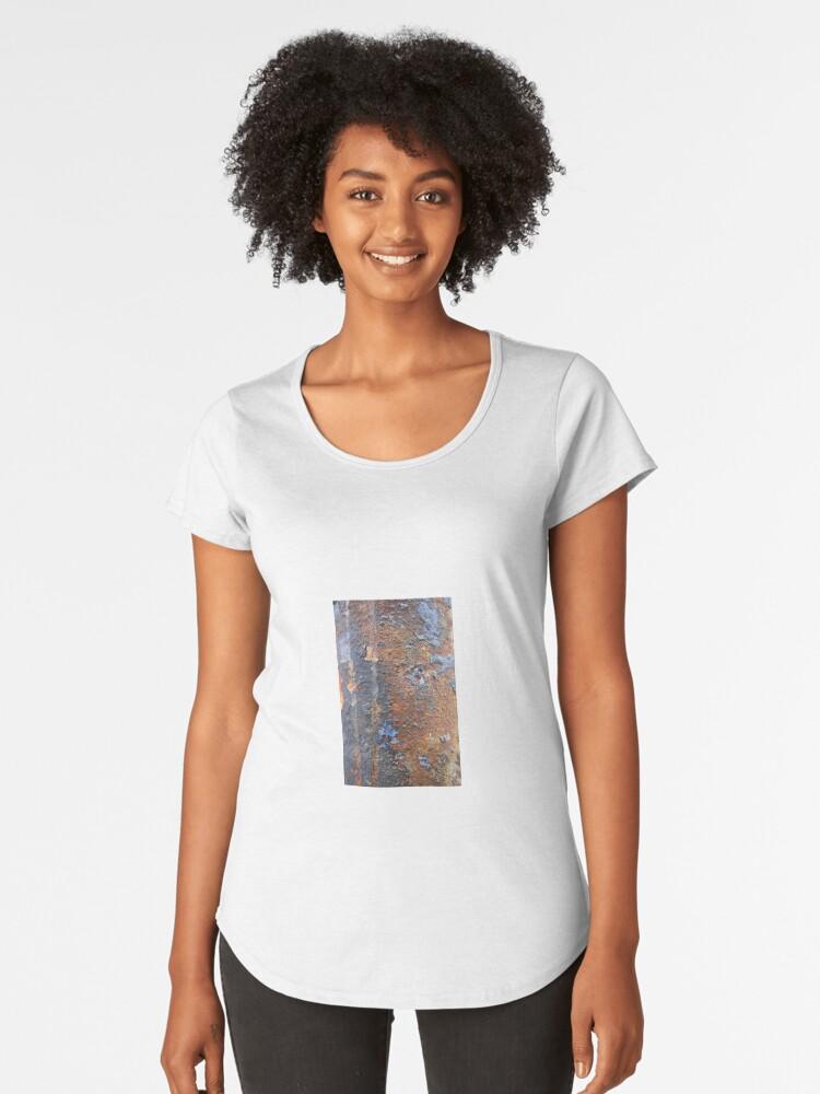Rusty Case Women's Premium T-Shirt Front