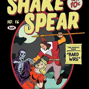Shake Spear! by bestnevermade