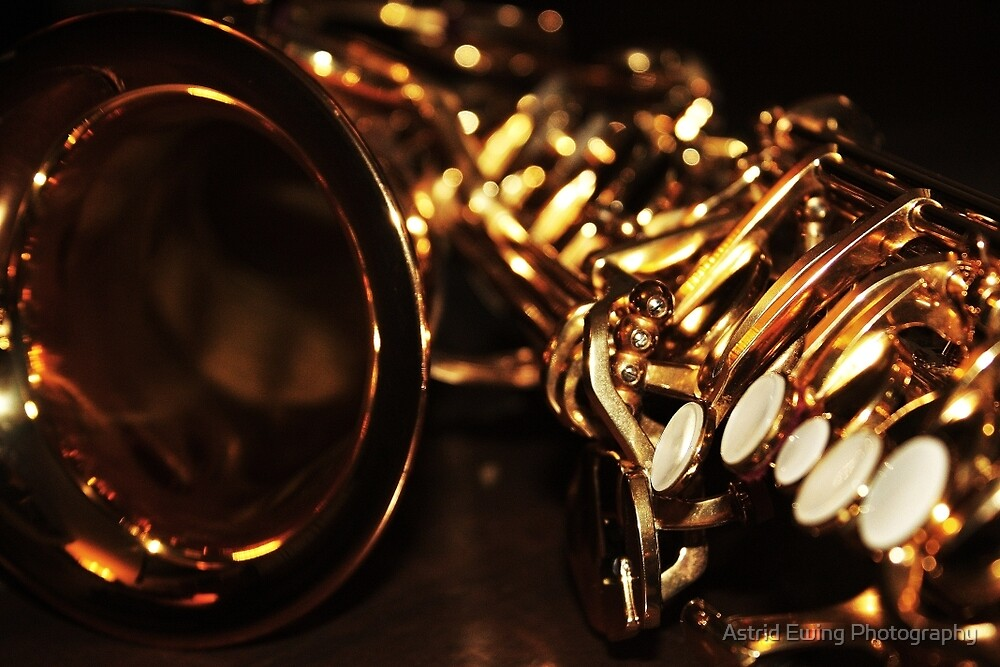Summer Jazz by Astrid Ewing Photography