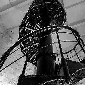Lighthouse Stairs by bektrent