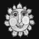 Mr Sunshine T-Shirt by IArtist