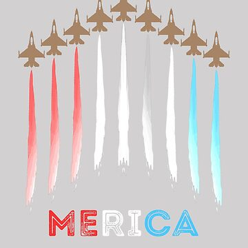 Fighter Planes To Celebrate July 4th, Memorial Day, The USA, And Our Veterans by goosedaddy60