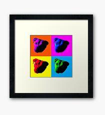 Pit Bulls Framed Print