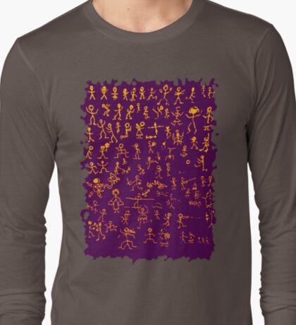 Matchstick Men  T-Shirt
