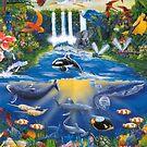 Ocean Jungle by David Knight